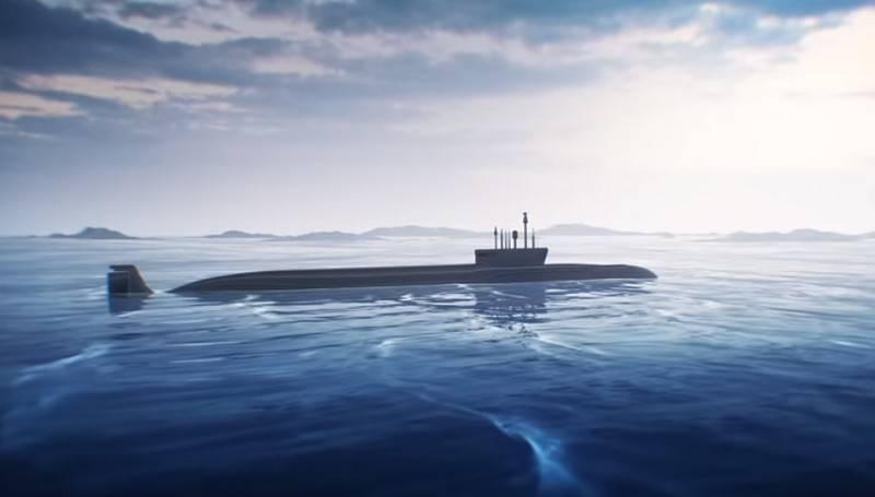 ВМФ РФ может получить две субмарины-носители крылатых ракет нового проекта
