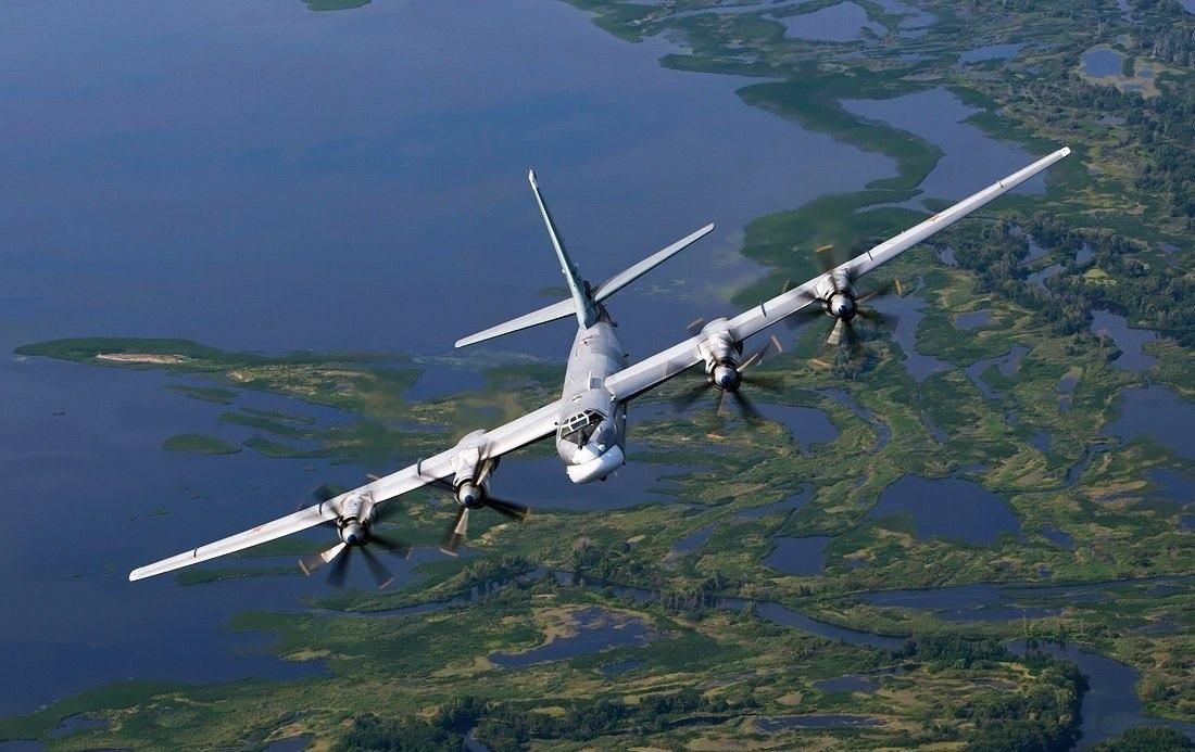 Горячие южнокорейские летчики выстрелили в направлении трех российских и двух китайских самолетов