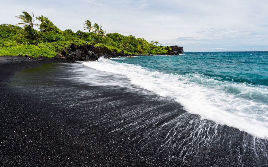 пляж Ханаума-бэй