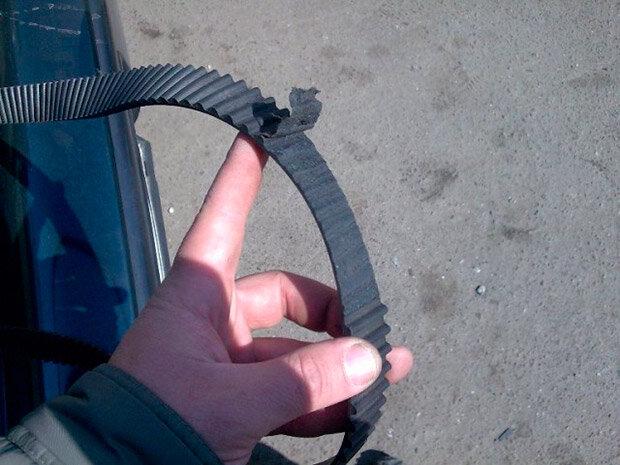 Признаки изношенного ремня ГРМ, определяем, что его пора менять, не открывая капот авто и мото,водителю на заметку