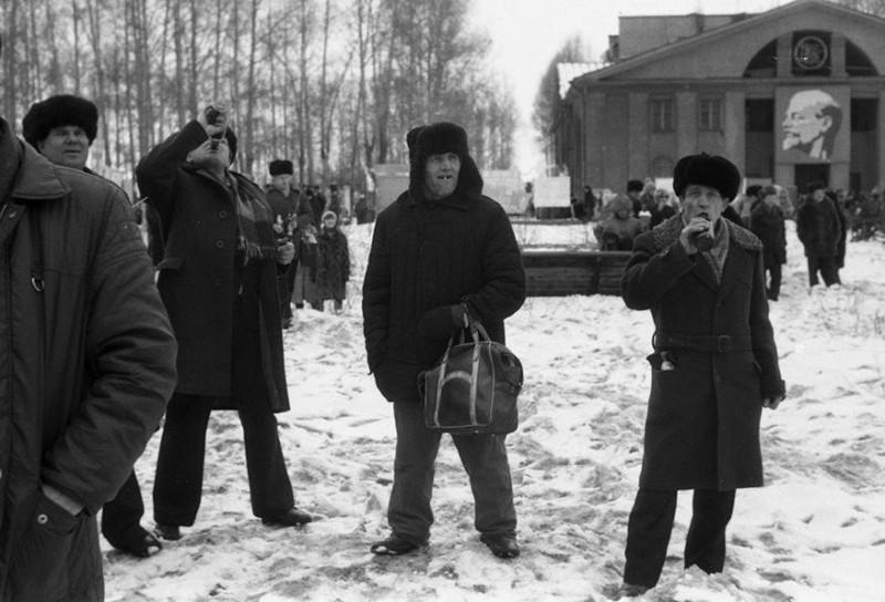 Извечное русское пьянство