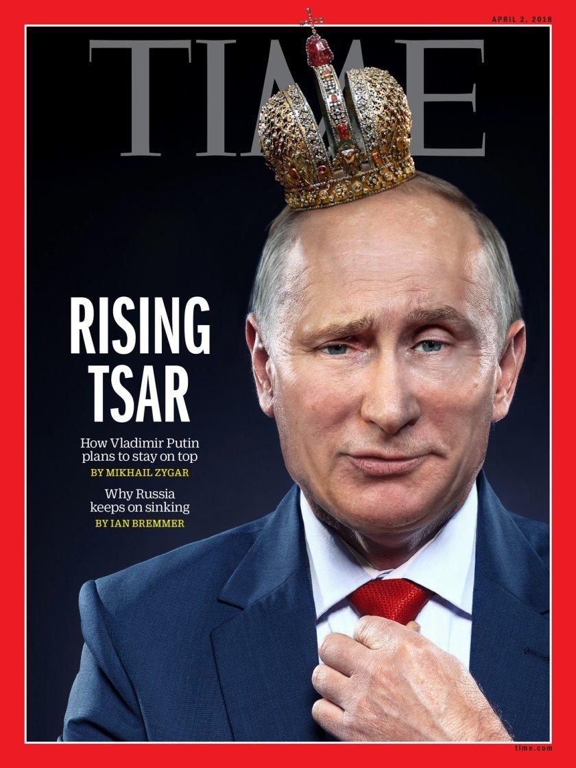 США испугались царя Путина