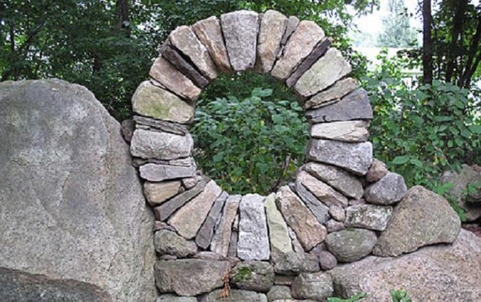 Лунные врата в ландшафтном дизайне