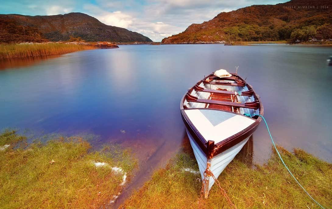 Лодки и озёра Килларни