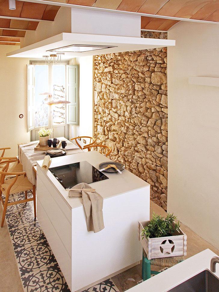 От руин к дому мечты: отреставрированный особняк в Жироне