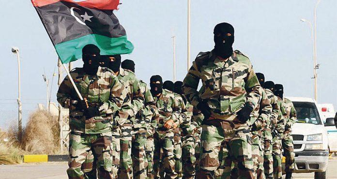 Медленная война за Ливию