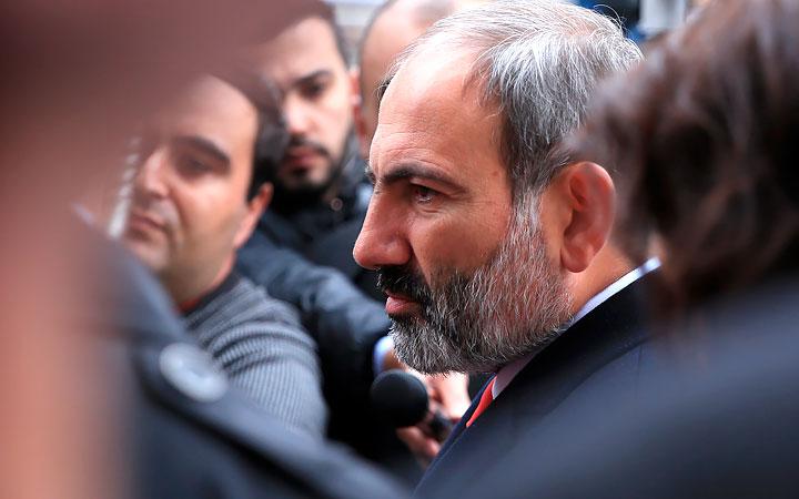 Принесет ли в Карабах мир смена хунты в Ереване? геополитика