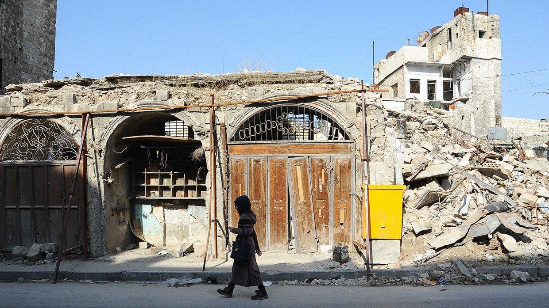 РФ зафиксировала 15 нарушений перемирия в провинциях Алеппо, Латакия, Дамаск и Эс-Сувейда