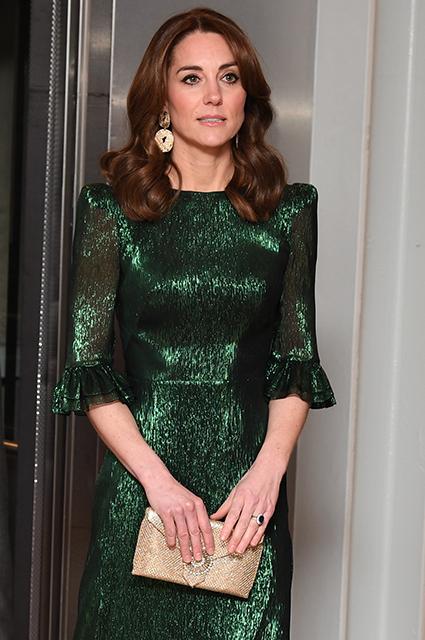 Кейт Миддлтон пошутила, что из всех ее детей только принц Луи действительно похож на нее Монархии