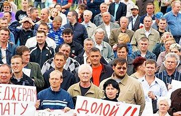 Режим перекладывает свои проблемы на белорусов