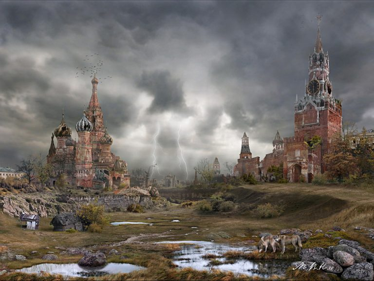 """Что было бы, если бы Россия не выбрала Путина, а стала """"нормальной демократической страной"""","""