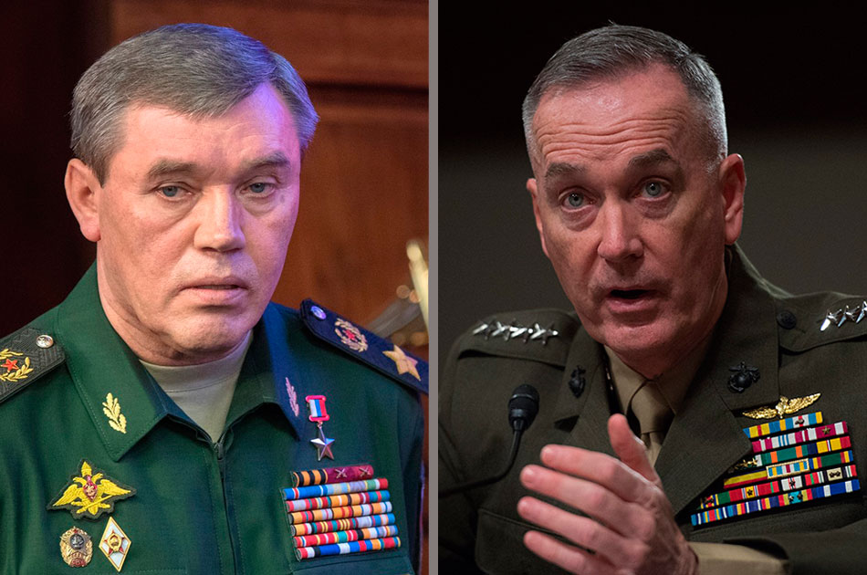 Как генерал генералу