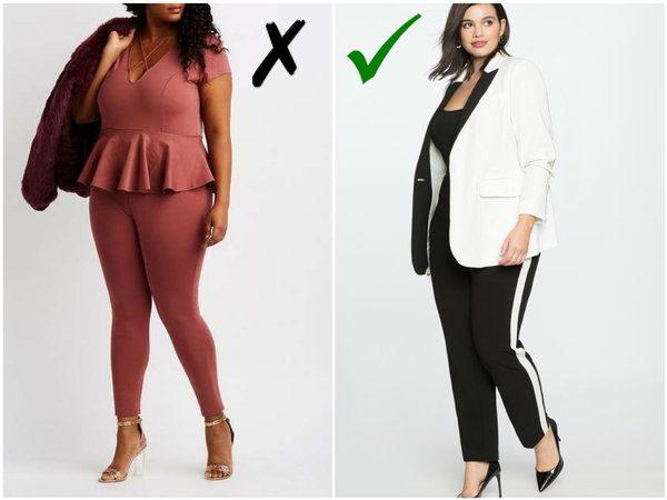 Как подобрать  брюки, которые стройнят брюки