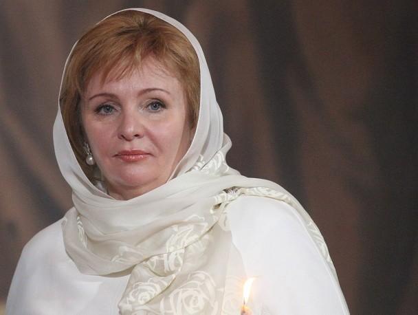 Людмила Путина. Есть женщины, которых не носят на руках