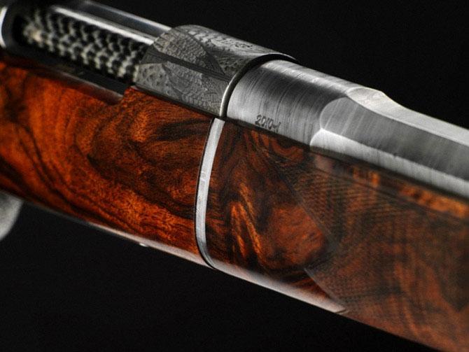 Самое дорогое в мире охотничье ружье