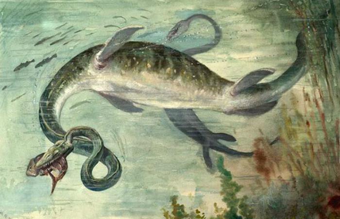 Монстры, когда-то правившие океаном