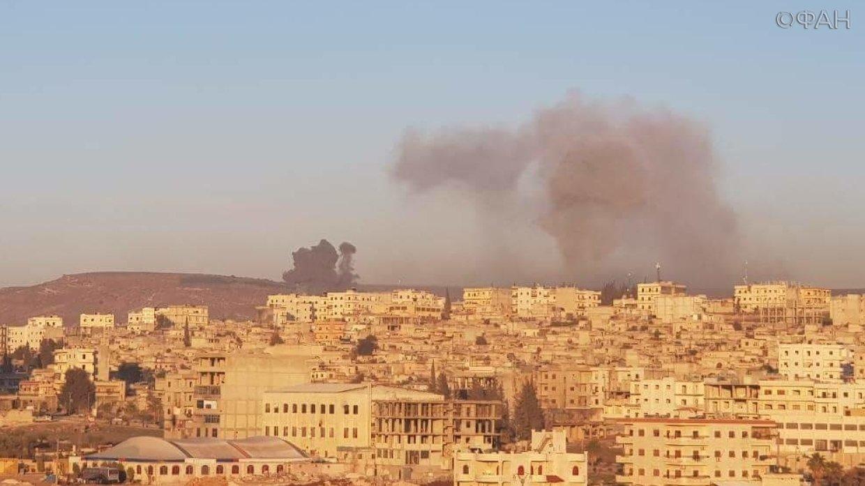 Генштаб ВС Турции сообщил о нейтрализации  58 боевиков в сирийском Африне