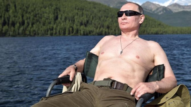 The Huffington Post: «Путин …