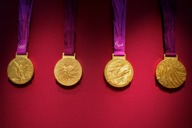 В Рио крадут медали.