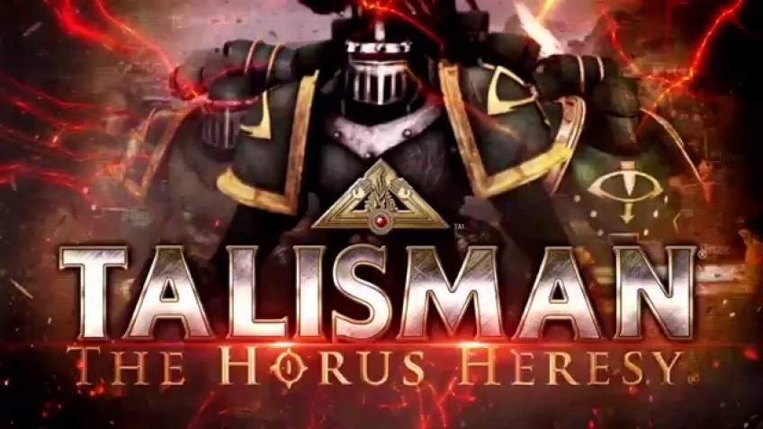 Talisman: The Horus Heresy — русская локализация и раздача ключей