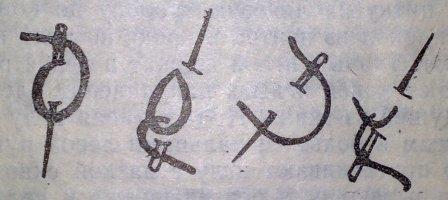 Вышивка по вязаной сетке и плотному трикотажу