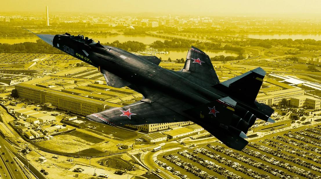 Су-47 «Беркут» — единственный на Земле [ПОДСЛУШАНО ПЕНТАГОН]