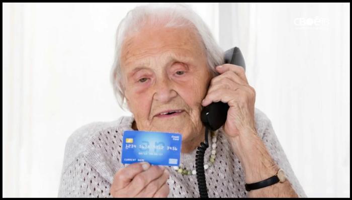 Телефонное мошенничество. Будьте осторожны!