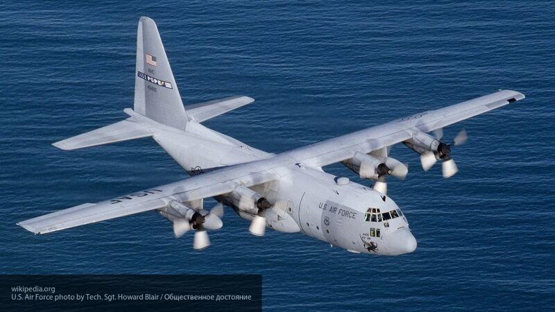 Военный летчик: США готовят транспортную авиацию для применения массовых средств поражения