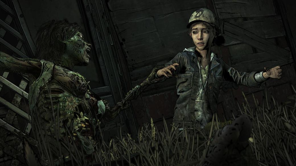 Как можно было закончить историю Клементины в The Walking Dead: The Final Season? Action