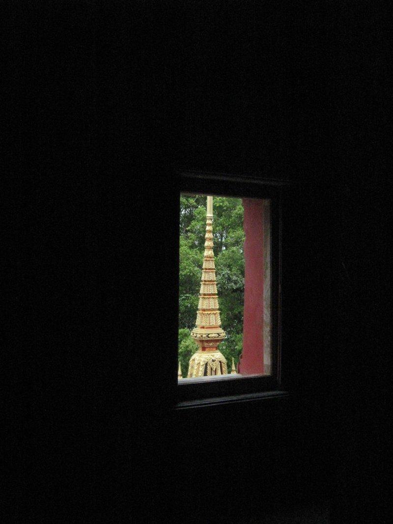 Окно в качестве рамки камера, оборудование, путешествие, снимок, таиланд, фотография, фотомир