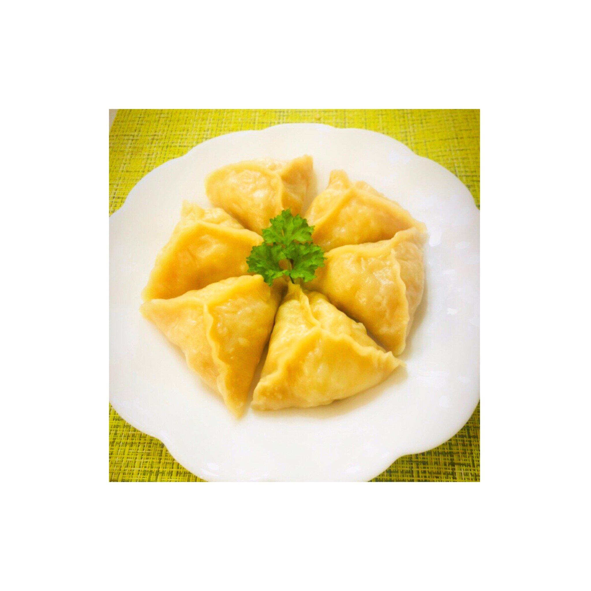 Картофельные треугольники. По-настоящему вкусно закуски,кулинария,овощные блюда