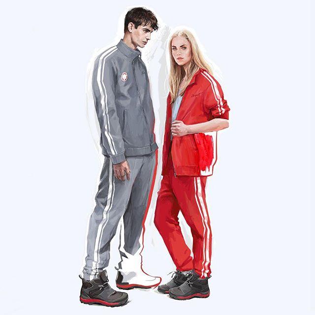 """""""Чот Абибас какой-то"""": Новую олимпийскую форму россиян обсмеяли и сравнили с одеждой гопников"""