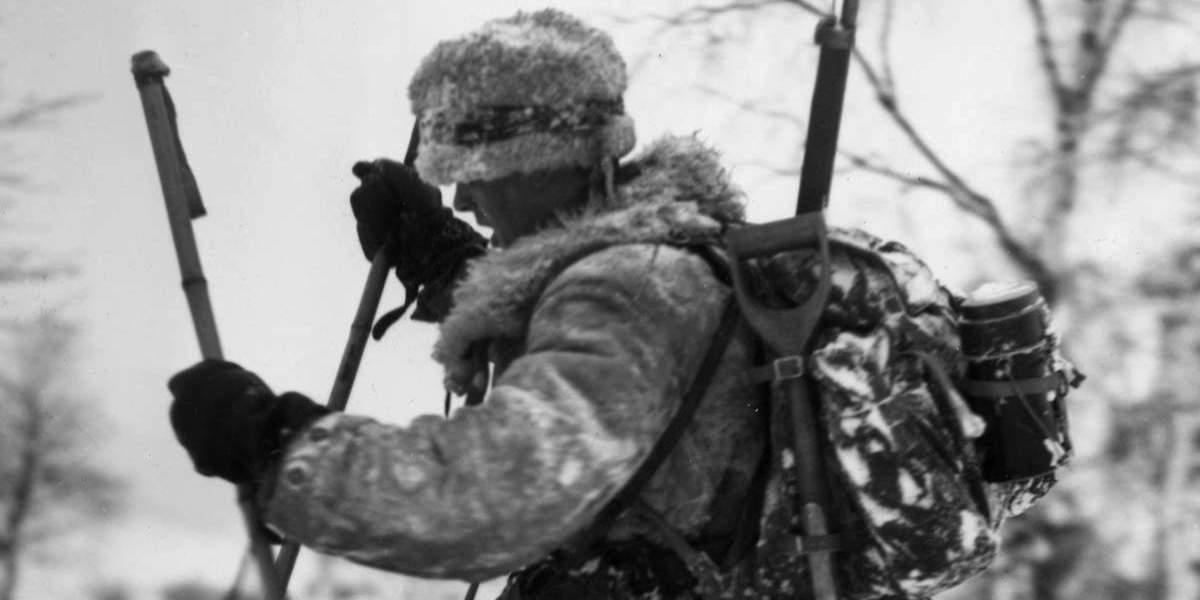 Диверсионный батальон: как советские тыловики финских лыжников ловили. Великая Отечественная война,история,СССР,Финляндия