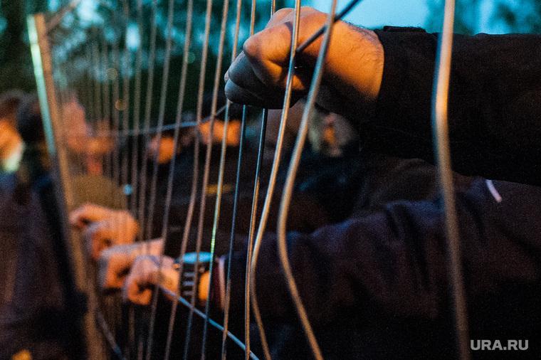 На защиту храма в Екатеринбурге встанут добровольцы с Донбасса. Екб,общество,россияне,сквер,храм