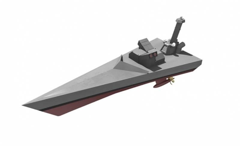 Безэкипажные надводные корабли: угроза с Запада вмф