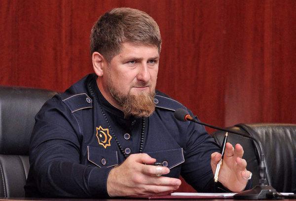 Рамзан Кадыров отреагировал …