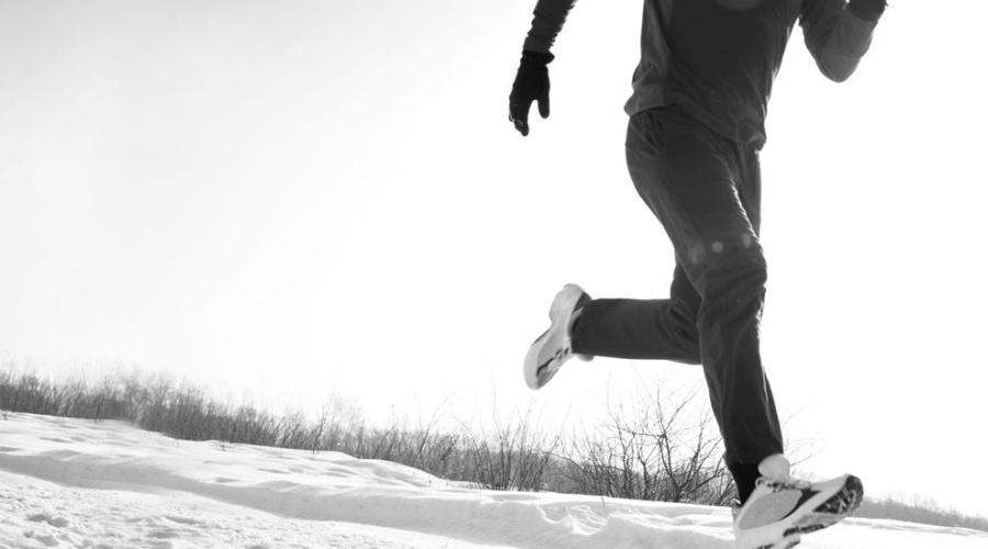 Что нужно знать о зимнем беге