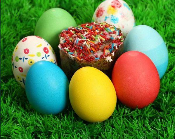 Виды росписи и покраски яиц на Пасху. Как обвязать крючком пасхальные яйца.