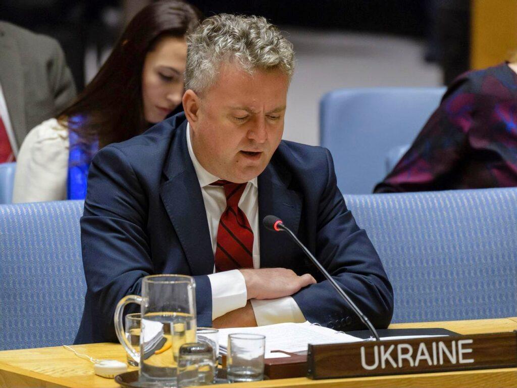 Представитель Украины при ООН рассказал о резолюциях по Крыму