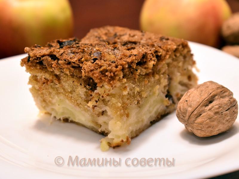 Божественный яблочный пирог. В каждом кусочке — блаженство! рецепты