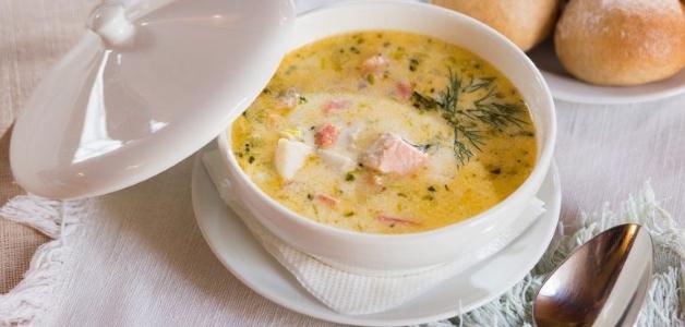 Суп с репой