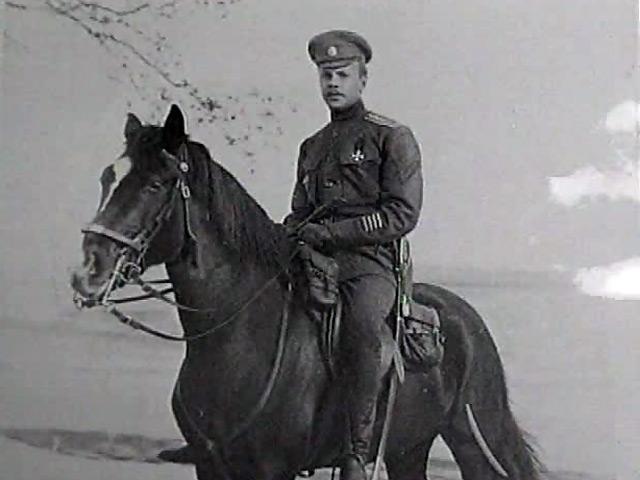 Генерал Яков Слащёв – на службе России