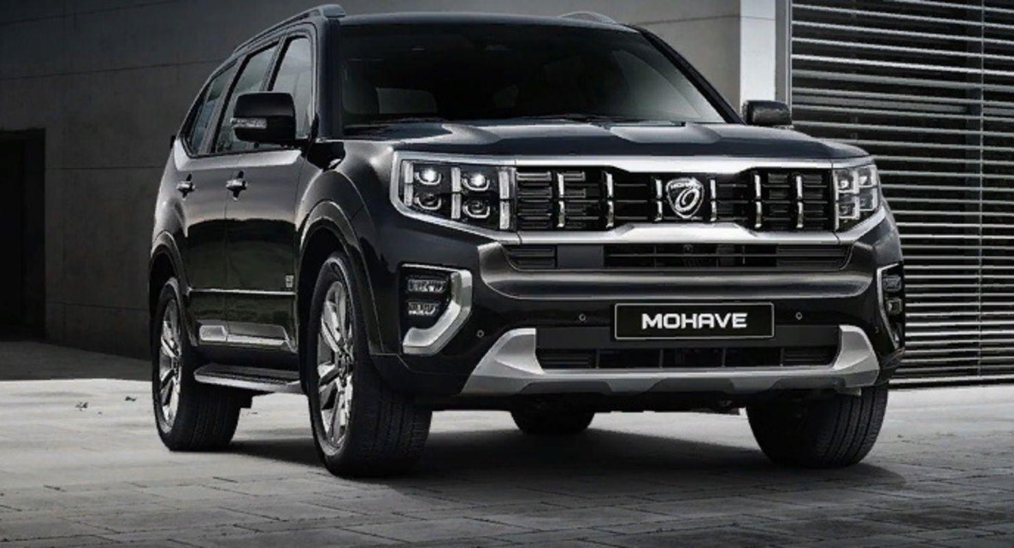 Внедорожник KIA Mohave 2021 получил интеллектуальные опции безопасности Автомобили