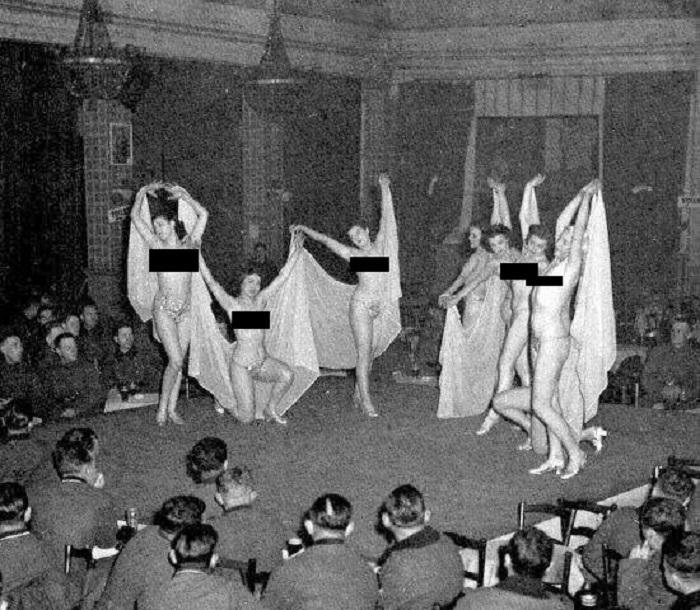 сексуальные опыты третьего рейха видео на женщинах самом деле