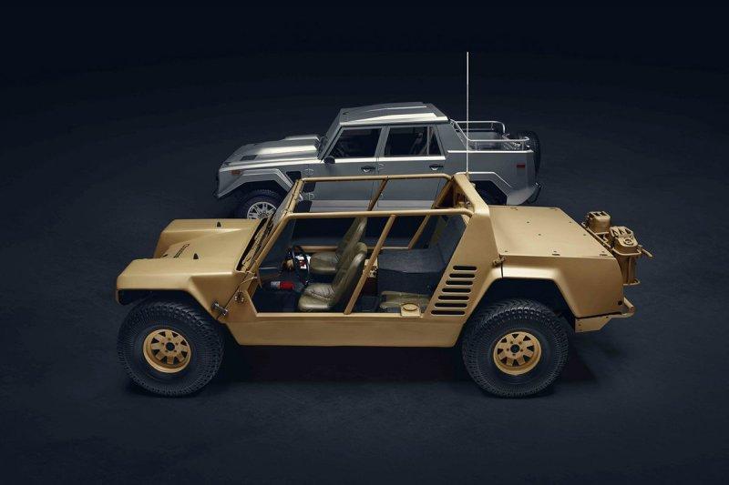Прототип Lamborghini Cheetah 1977: LM002, lamborghini, lamborghini lm002, urus, авто, внедорожник, джип, ламбо