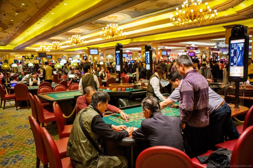 Крупнейшее в мире казино