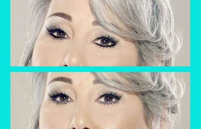 2 попытки женщин скрыть свой возраст макияжем, которые не работают только, прием, карандаш, глаза, возрастом, нижнем, сделал, взгляд, верхнее, обязательно, некоторые, макияжа, женщины, освежению, карандашНекоторые, многих, слизистыеУ, нижние, наносят, кожиТакже