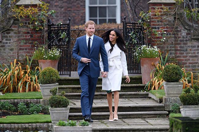 Меган Маркл и принц Гарри: все дома звездной пары архитектура,знаменитости