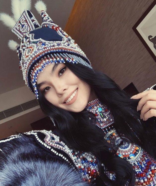 Эта девушка считается самой красивой девушкой всей России. А вы согласны?