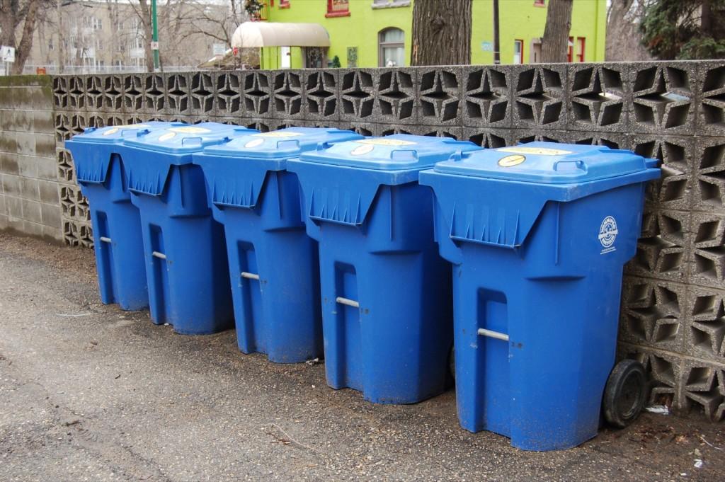 Как организовать раздельный сбор мусора в своем дворе?